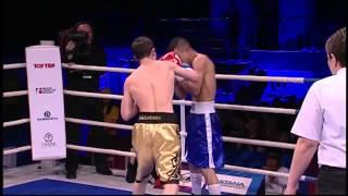 Astana Arlans Kazakhstan v Caciques Venezuela - World Series Of Boxing Highlights