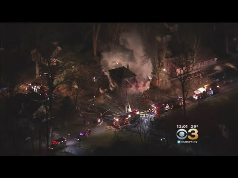 2 Young Boys Found Dead In Schwenksville House Fire; 3 Others Injured