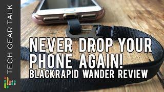 WandeR Bundle Smartphone Safety Tether System from BlackRapid