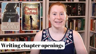 How to Write Chapter Openings | Novel Writing Advice