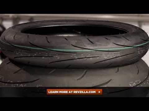 Dunlop Sportmax Q3 Tires Review at RevZilla.com