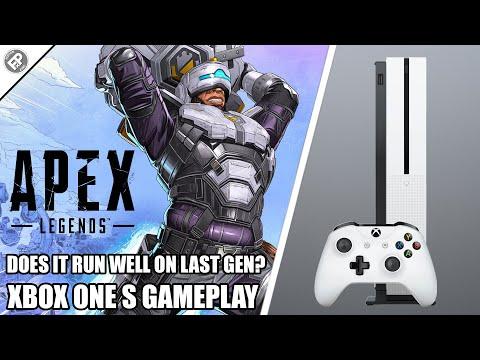 Apex Legends - Xbox One S Gameplay