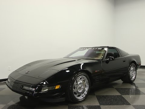 Video of '91 Corvette ZR1 - LDWU