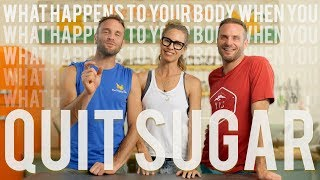 BENEFITS OF QUITTING SUGAR | HEALTH AND BEAUTY