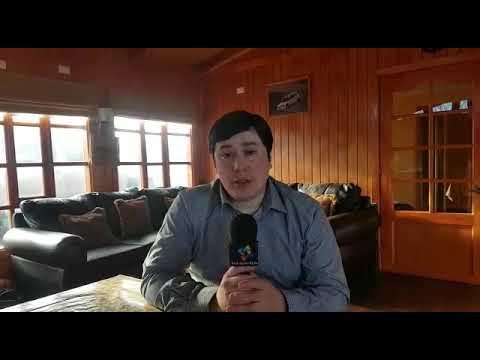 Video: Concejal de Chile se solidariza con Paulino Rossi
