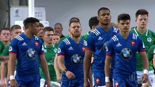 World Rugby U20 Highlights, Francia-Irlanda 26-24