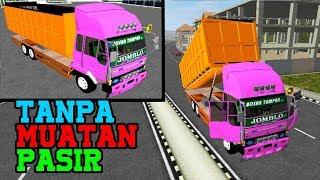 Download Mod Bussid Truck Fuso Tanpa Muatan Pasir Youtube to