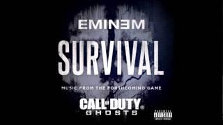 EMINƎM - Survival - HD OFFICIAL INSTRUMENTAL