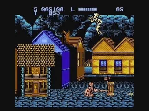 [Famicom] キャプテンシルバー Captain Silver  -Walkthrough