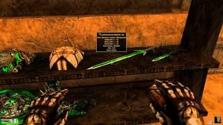 The Elder Scrolls III: Morrowind. Стеклянная броня