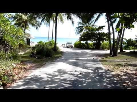 Lizard Island Resort - Walk through