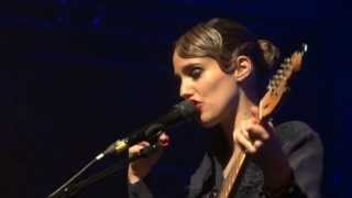Anna Calvi - Blackout - La Gaîté Lyrique - Paris 2013