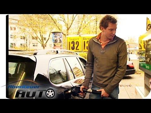92 Benzin auf den Auftankungen