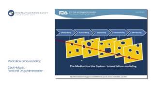 Medication Errors: An FDA Perspective