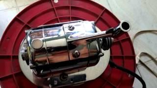 EMESCO 1/8 HP. 110 volt , 22000 RPM , 1.8 amp