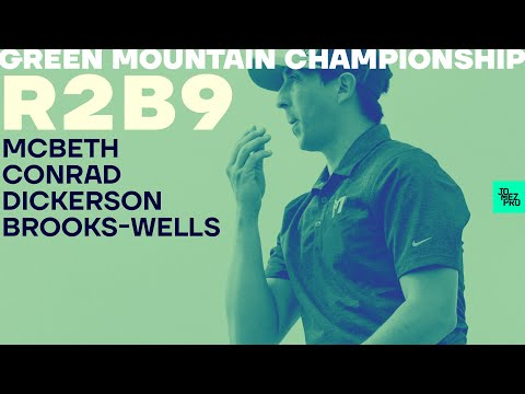 2020 GMC | R2B9 | McBeth, Conrad, Dickerson, Brooks-Wells