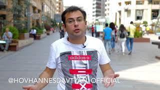 Hovhannes Davtyan - Zgacel eq? Qaghaqakan