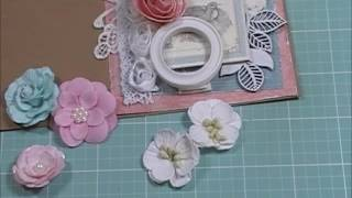 Shabby Chic/Vintage Cards (start To Finish Tutorial)