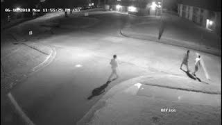 Surveillance video: Plaza View shooting in Youngstown, Part 2