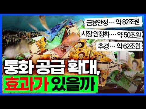 통화 공급 증가의 파급효과와 코로나19 경제위기 동영상표지