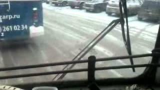 Запуск троллейбуса ЗиУ-682В-013 (В0В).mp4
