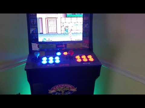 Arcade1up Mame / Joystick / Buttons / Speaker / Retropie