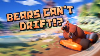 Clip of Bears Can't Drift!?