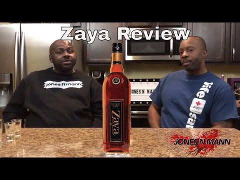 Zaya Rum Review