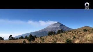 Especiales Noticias - Popocatépetl, el rugir del volcán