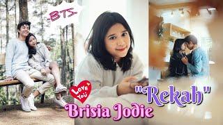 """Music Video Brisia Jodie """"Rekah""""   Behind The Scene"""