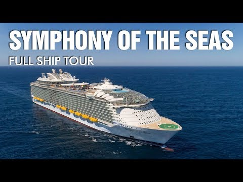 Faça Um Tour de Vídeo no MS Sinfonia do Mar