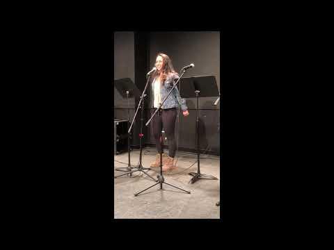 Song written and performed by Lisette Glodowski