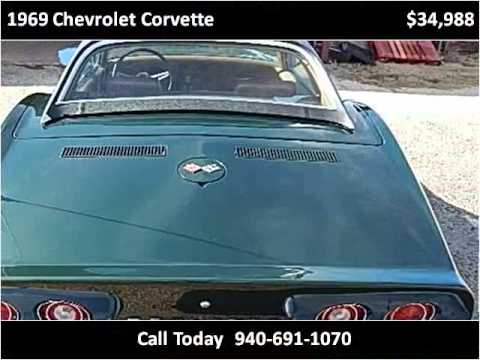 1969 Chevrolet Corvette for Sale - CC-990882