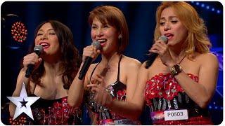Singing Trio Miss Tres Has Big Surprise | Asia's Got Talent Episode 3