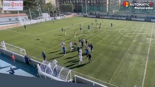 """R.F.F.M. - Jornada 15 - Primera División Autonómica Juvenil (Grupo 1): C.D. Canillas """"B"""" 0-0 U.D. San Sebastian Reyes """"A"""""""
