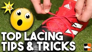 How To Tie Your Laces Like A Pro - Best Boot Lacing Tips & Tricks