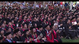 2016 Stanford Graduate School of Business Graduation Ceremony