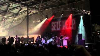 letlive. - Good Mourning, America (New Song Live @ self help festival 2016)