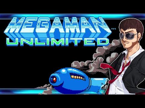 A Sticky Situation! • Mega Man Unlimited #1 • [Mega Man May]