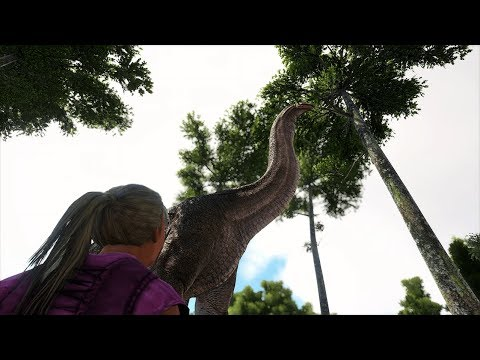 ARK: Survival Evolved MOD | Indominus Rex mod