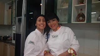 Barbara Matos Aluna Surda e Ana Paula Interprete de Libras