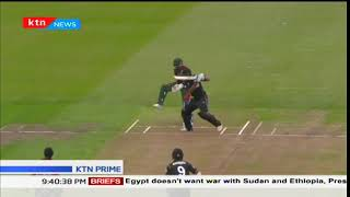 Kenya U19 Cricket team loses its second game against New Zealand