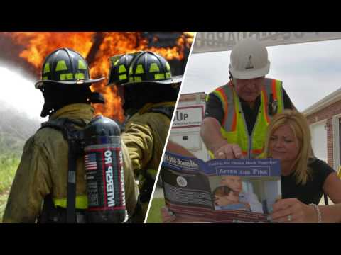 1-800-BOARDUP provides 24/7 assistance for victims of fire disasters and is proven and trusted nationwide.