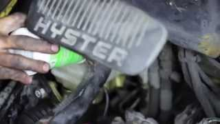 How To Replace A Forklift Master Cylinder   Lift Truck How-to