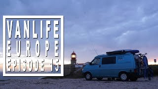 Vanlife Vlog: Across Portugal in a Van