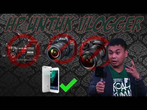 Video 5 SmartPhone dengan Kamera Terbaik (2016)
