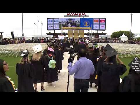 SJSU College of Social Sciences Commencement Ceremony 2018