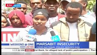 Peaceful demos against Marsabit insecurity situation flops in Nairobi