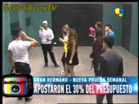 Comienzan a ensayar y ven el video de la prueba GH 2015 #GH2015 #GranHermano