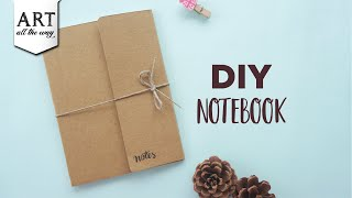 DIY Notebook | Handmade Notebook